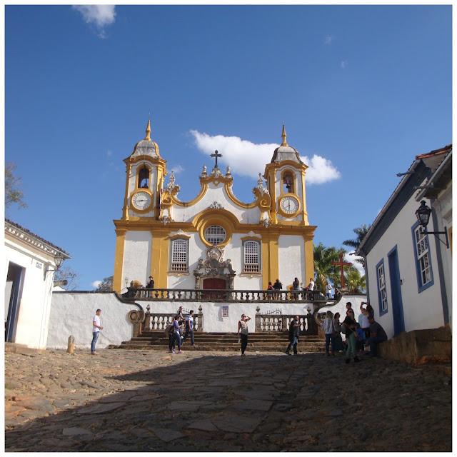 Matriz de Santo Antônio em Tiradentes - MG