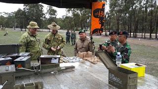 TNI Kembali Menjadi Juara Dalam Ajang Australian Army Skill and Arms Meeting (AASAM) 2016 Dan Berhasil Pecundangi Tentara Australia, Amerika, Inggris dan Lainnya - COMMANDO