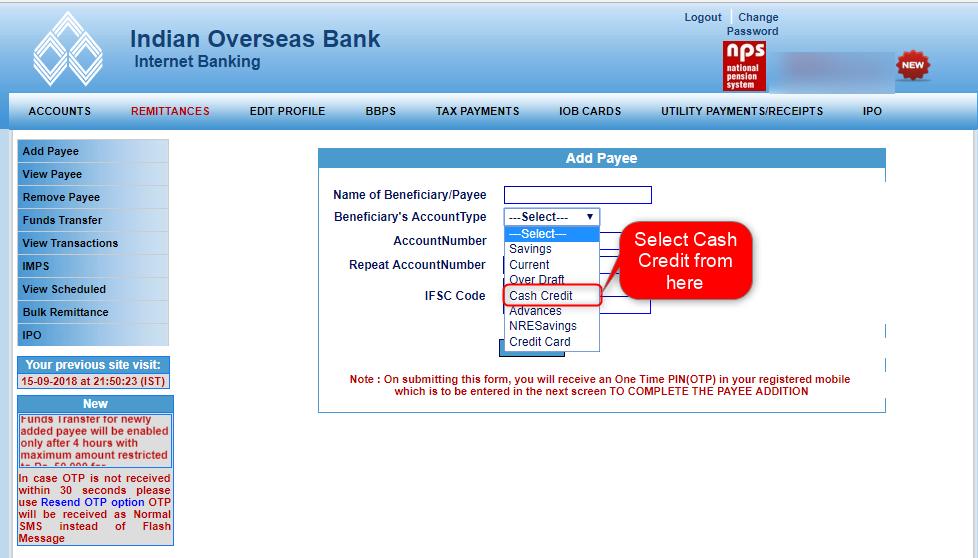 Tech Rajput: How to pay Standard Chartered Credit Card bill using Net Banking