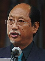 Chief Minister of  Nagaland