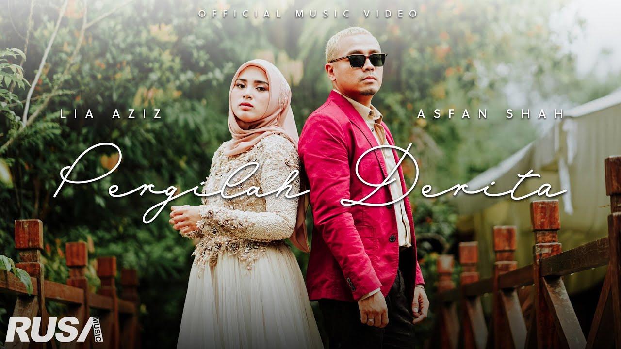 Lirik Lagu Pergilah Derita - Asfan & Lia Aziz (OST Cukup Derita Itu)