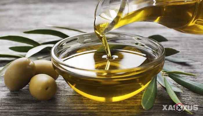 Cara menghilangkan bruntusan di wajah dengan minyak zaitun
