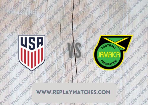 United States vs Jamaica Highlights 08 October 2021