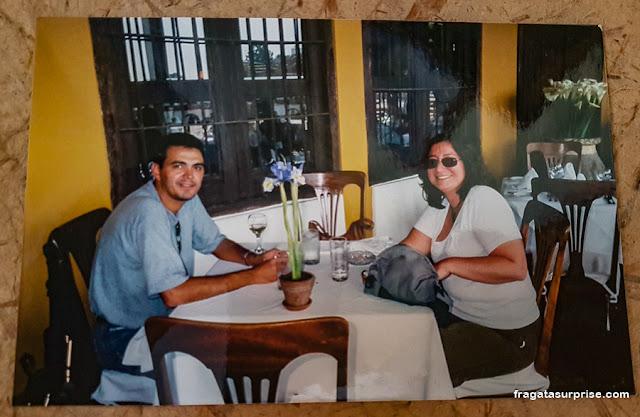 Restaurante da Huca Pucllana, Lima, Peru