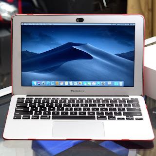 Jual MacBook Air Core i5 Early 2015 (11.6-Inch) Fullset