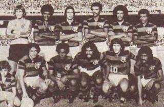 CR Flamengo Campeão do Torneio de Cuiabá de 1976