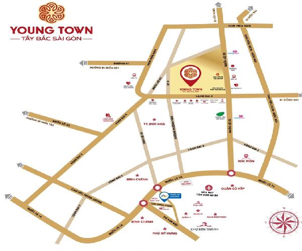 Young Town - Khu đô thị vàng đáng sống nhất Sài Gòn