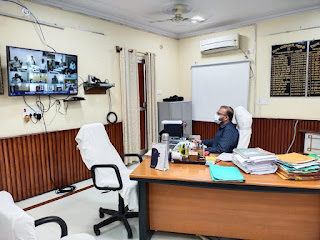 meeting-for-covid-and-law-and-order-madhubani