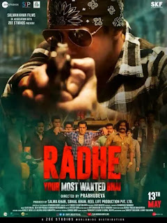 Salman Khan's Radhe Movie Trailer Released : Radhe Trailer Review