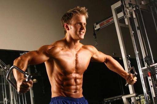 Rod Riches motivational workout