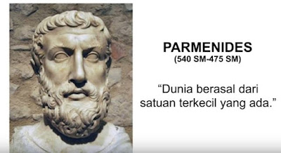 filsuf dunia parmenides