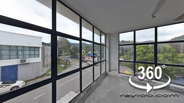 Teluk Kumbar Corner Factory Industrial Warehouse Raymond Loo rayloo 019-4107321