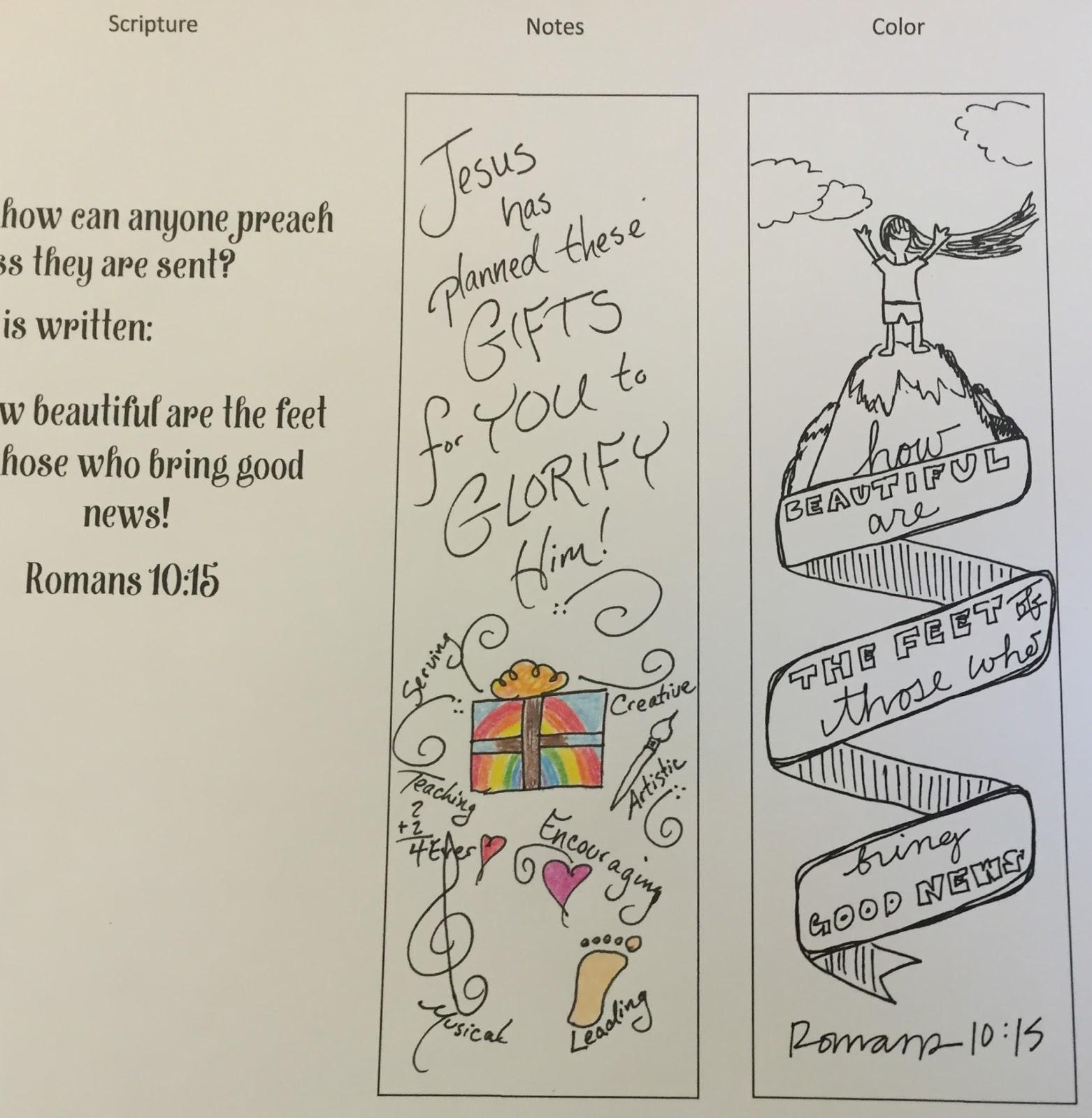 Journeys Of Faith May