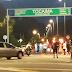 Las marchas en Tocaima