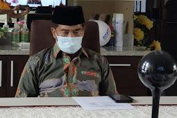 Zainal Arifin Paliwang Ikuti Doa Bersama Secara Virtual,  Ajak Kaltara Bebas dari Pandemi