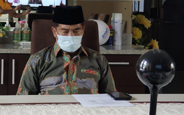 Zainal Arifin Paliwang Ikuti Doa Bersama Secara Virtual, Ajak Kaltara Bebas dari Pandemi.lelemuku.com.jpg