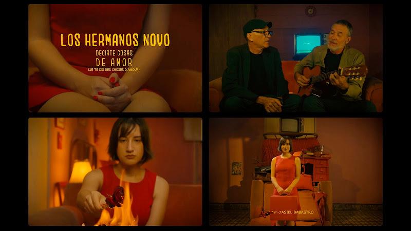 Los Hermanos Novo - ¨Decirte cosas de amor¨ - Videoclip - Director: Asiel Babastro. Portal Del Vídeo Clip Cubano. Música cubana. Trova. Cuba.