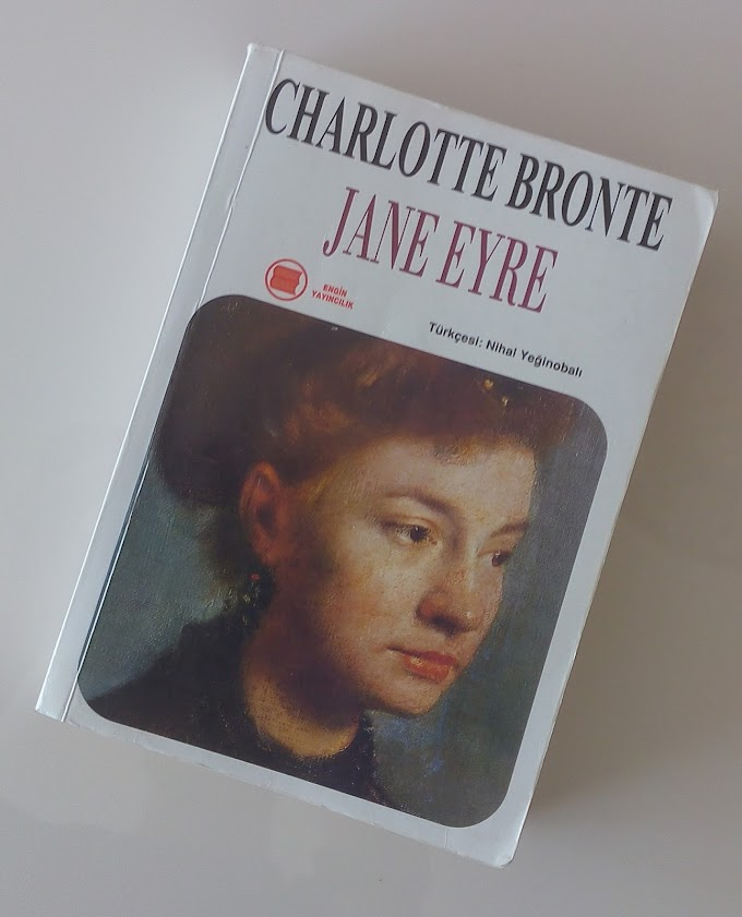 Jane Eyre (Charlotte Bronte) kitap incelemesi