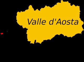 valle d'aosta, riassunto per la scuola primaria