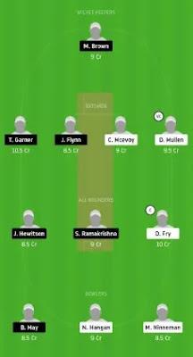 PT vs SD Dream11 team prediction
