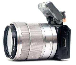 Service Kamera Mirrorless di Malang