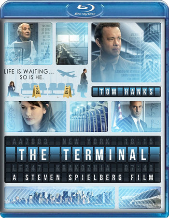 The Terminal (2004) Dual Audio Hindi 480p BluRay