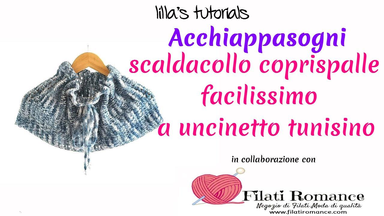 60% economico fabbricazione abile sito ufficiale lo spazio di lilla: lilla's tutorials: sciarpa ad anello ...