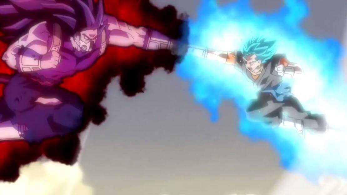 Dragon Ball Heroes Capítulo 2 Sub Español