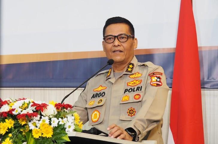 Kepala Divisi Humas Polri , OTT Bupati Nganjuk Wujud Sinergitas KPK dan Polri Yang Pertama Kali