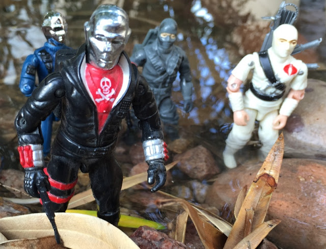 Cobra De Hielo, Ice Cobra, Argentina, Plastirama, Stormshadow,1984 Firefly, Cobra Mortal, Bootleg, Black Major, Red Jackal, Red Shadows, Destro, European Exclusive, Palitoy, Action Force, Rare G.I. Joe Figures