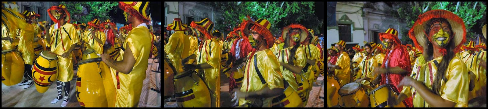 Desfile de Llamadas. Tucuru Cumba.