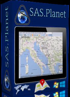 برنامج SAS Planet Nightly 18