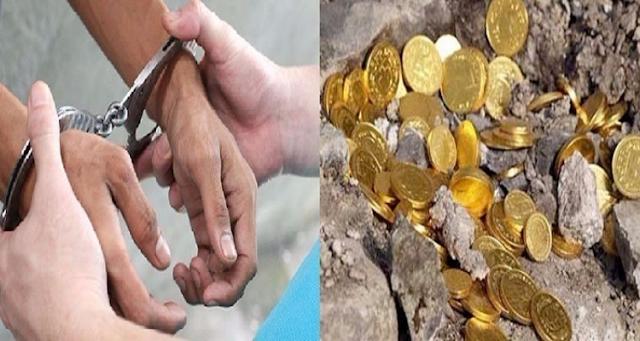 المهدية : القبض على عصابة تمتهن التنقيب عن الآثار