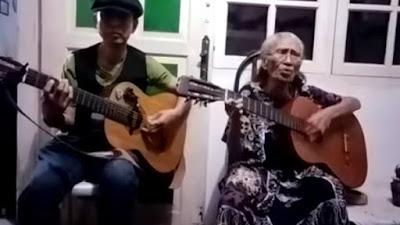 Lineke Katiandagho Penyanyi Keroncong TVRI Yang Terpinggirkan