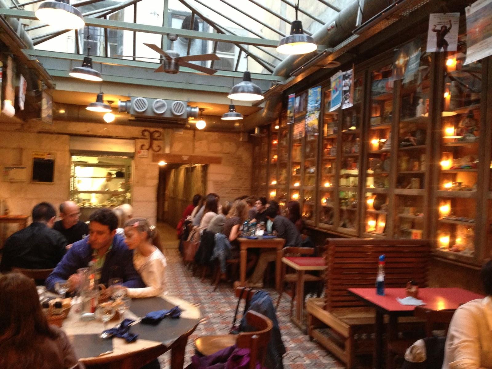Vadrouilles gourmandes : Restaurant La Serrurerie à Poitiers