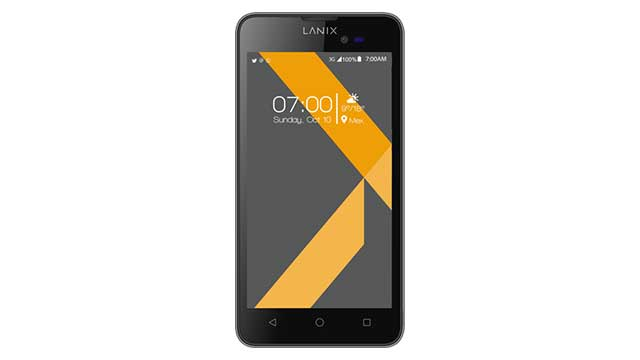 rom stock Lanix Ilium X520 Telcel