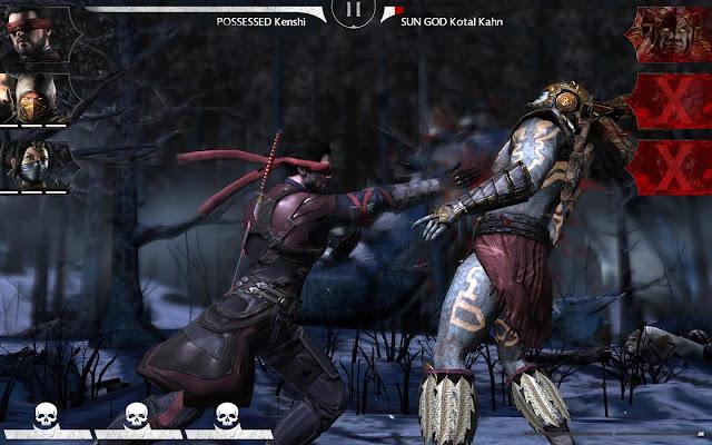 Mortal Kombat X v1.7.0 APK + OBB