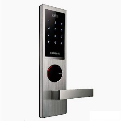 Các loại khóa cửa điện tử phổ biến nhất hiện nay