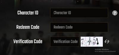 Redeem Kar98K gun skin with free Redeem code