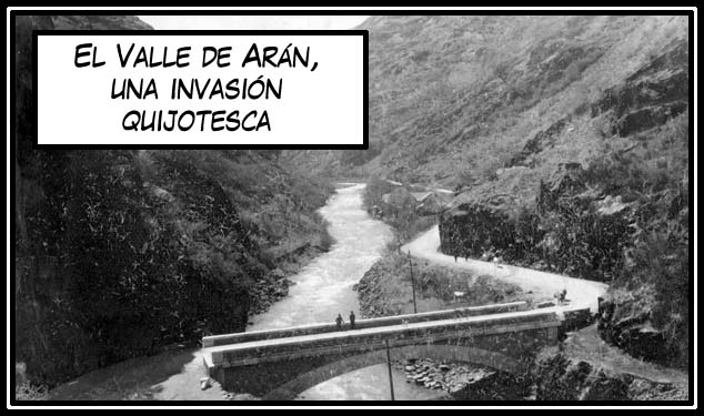 Diario de un vago hist rico el valle de ar n una - Inmobiliarias valle de aran ...