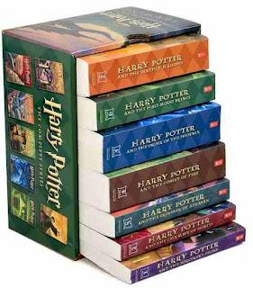 حمل الآن برابط مباشركتاب: سلسلة روايات هارى بوتر كاملة (الاجزاء السبعة)