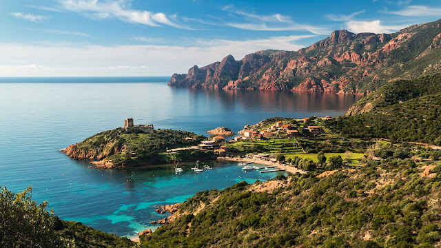 Corsica Tourist places - Yatraworld