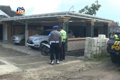 Rawan Tindak Kejahatan, Polisi Rutin Patroli Di Kampung Miliarder Tuban