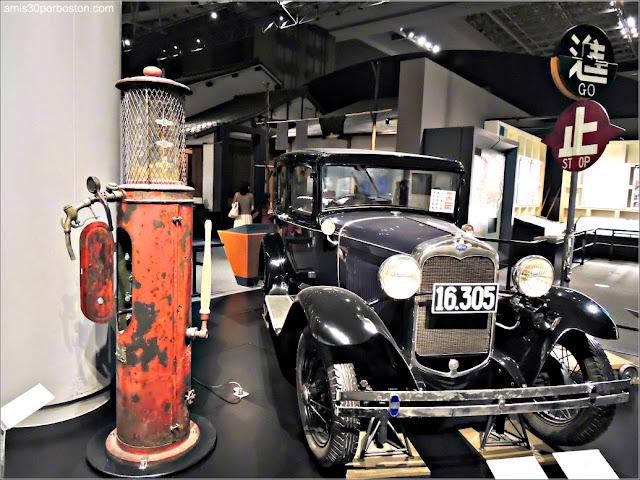 Exhibición del Museo Edo-Tokyo