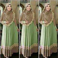 gamis Hijab MINT