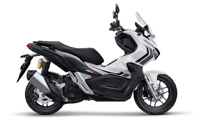 Honda ADV150 Advance White