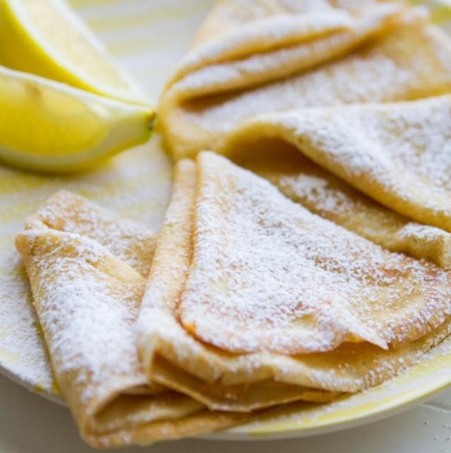 The Best Crepe #dessert #crepes