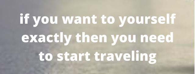 traveling status