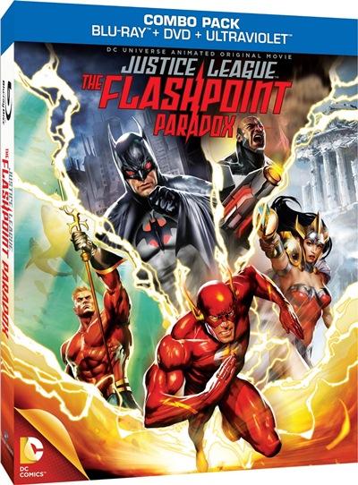 Liga de la Justicia La Paradoja del Tiempo 720p HD Español Latino Dual