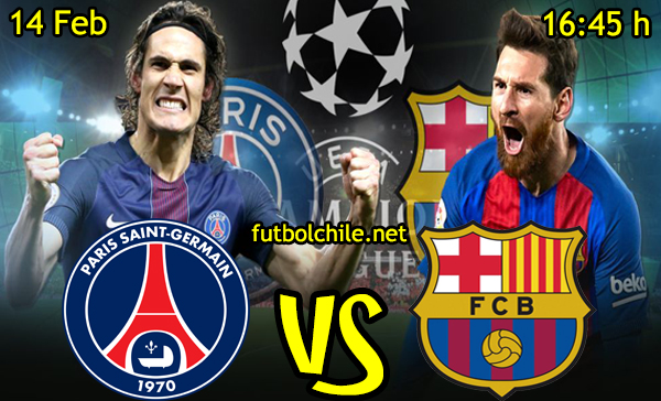Ver stream hd youtube facebook movil android ios iphone table ipad windows mac linux resultado en vivo, online: París Saint-Germain vs Barcelona